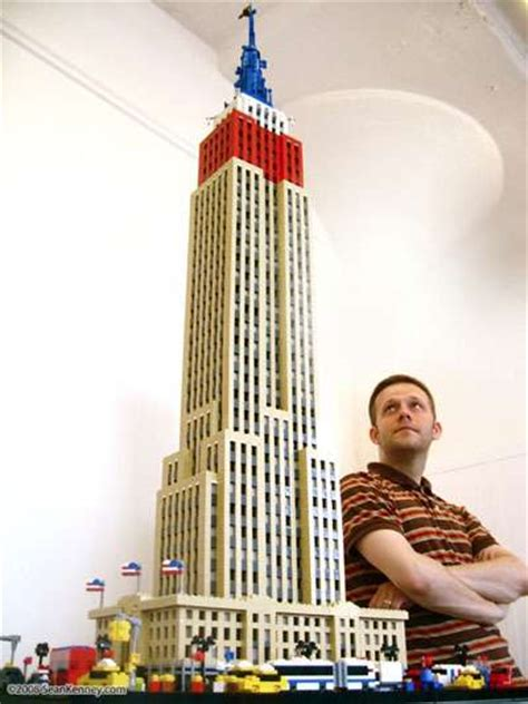 Cityscapes Made of Toys: New York City Replica Made