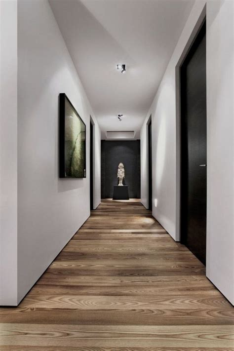 horizontal planks in hallway - Google Search (With images