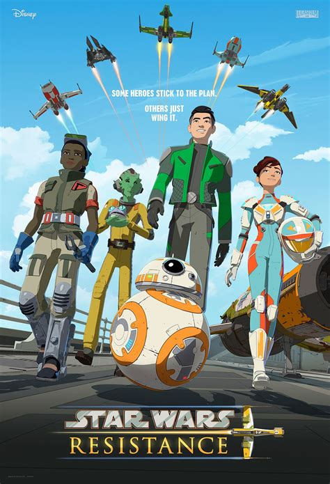 Star Wars Resistance Review: A Promising Start to a High