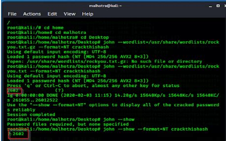 Dumping credentials from SAM file using mimikatz and