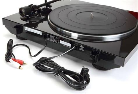 Denon DP-300F Turntable – Planet of Sound