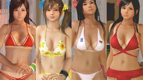 Dead or Alive Xtreme Venus Vacation (Free PC Game
