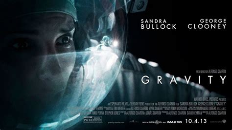"""Alfonso Cuaron's """"Gravity"""" and Peter Jackson's """"The Hobbit"""