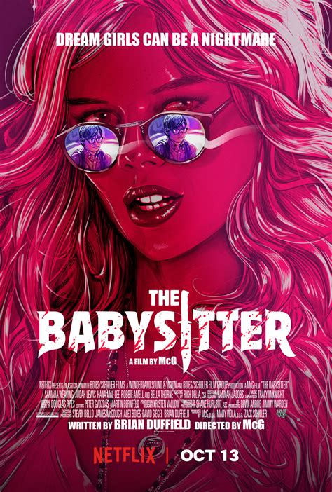 The Babysitter Review: This Is One Nasty Ride! - Dread Central