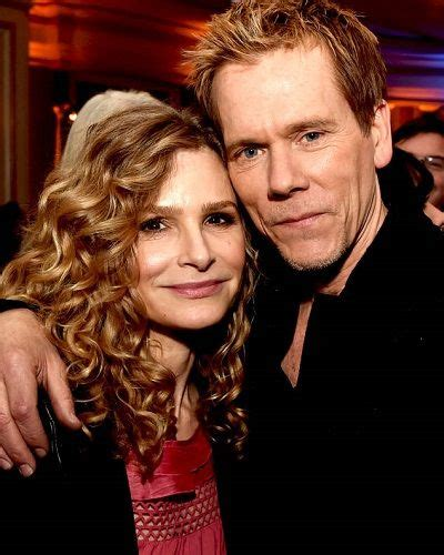 Kyra Sedgwick and her husband Kevin Bacon celebrated their