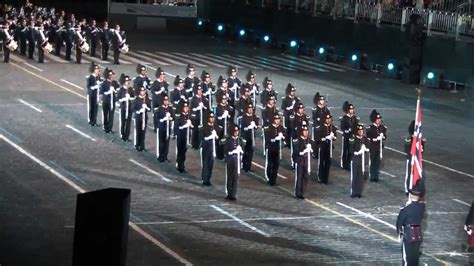 Military Parade in Moscow ★ show Dschinghis Khan Moskau