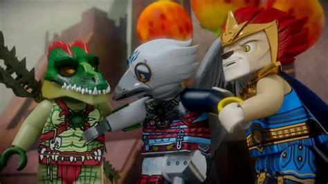 """Legends of Chima: Episode 14 """"Fake Chi, Real Trouble"""