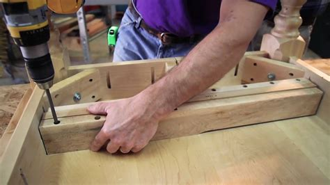 Installing and Using Table Slides (Osborne Wood Products