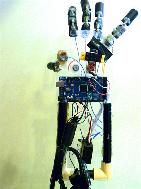 The Arduino Prosthesis Using the Neurosky Mindwave | LEARN