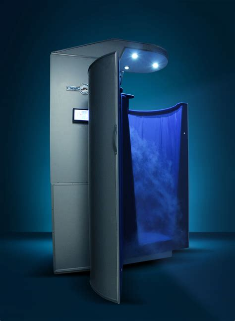 CryoUSA Adds Another Whole Body Cryotherapy Chamber at the
