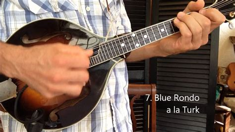 10 songs to play on mandolin that aren't bluegrass - YouTube