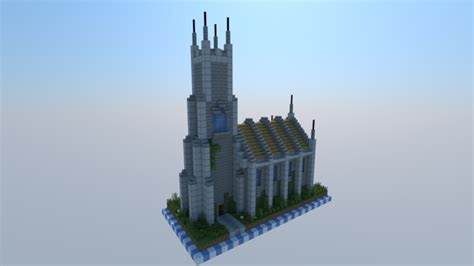 Chunk Buildings - Medieval Set Minecraft Project