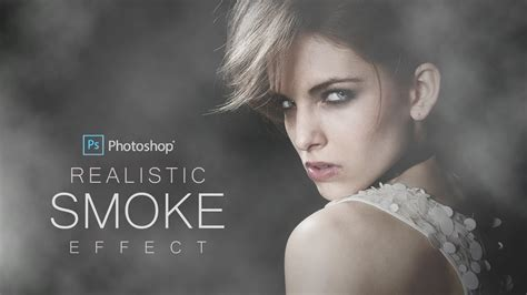 How to Create Realistic Smoke Effect Portrait in Photoshop