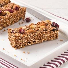 barres cereales thermomix