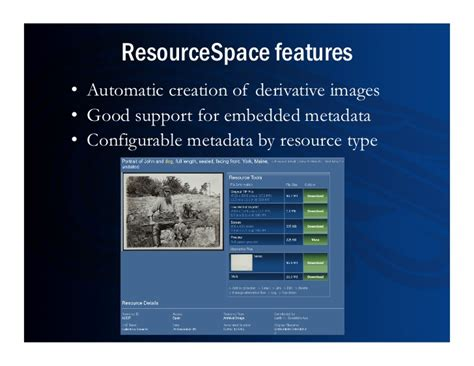 Something That Works: Implementing ResourceSpace Open
