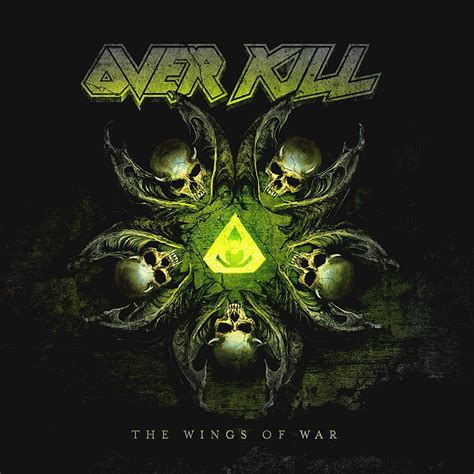 Overkill - The Wings of War Review   Angry Metal Guy