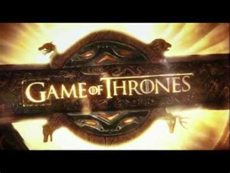 Game of Thrones - Opening Theme (Medieval Cover) - YouTube