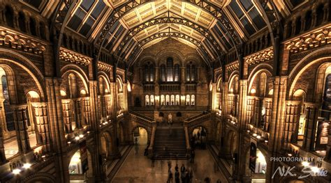 National History Museum / Chelsea, London | The interior