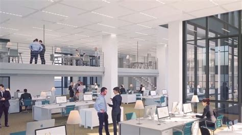Bank of America's new Paris office is far nicer than