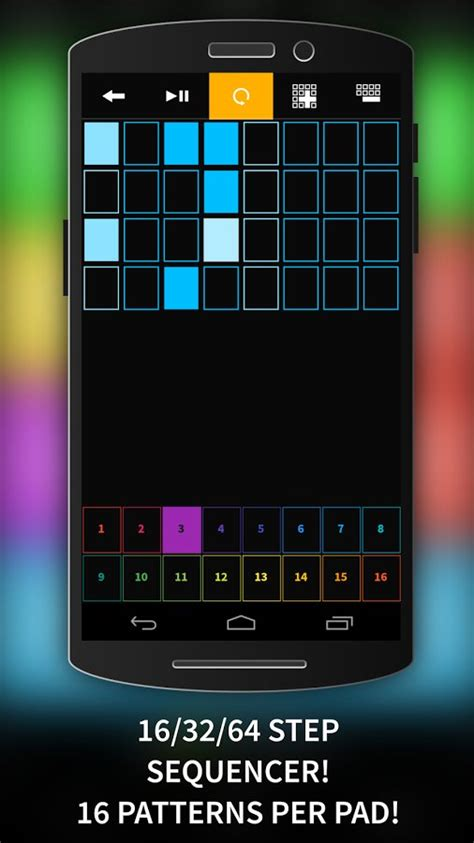 KVR: Groove Pads - Make Beats and Mix Music by FSP Devs