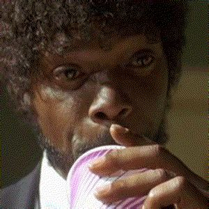 Geeky Animated Gif Monday – Jules from Pulp Fiction