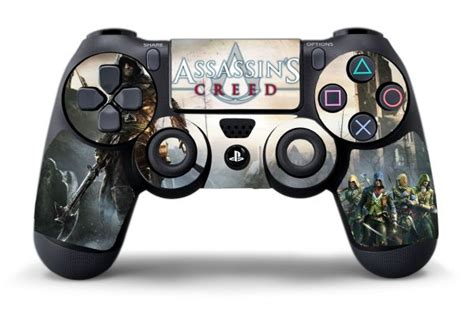 Sticker Assassin's Creed pour PS4